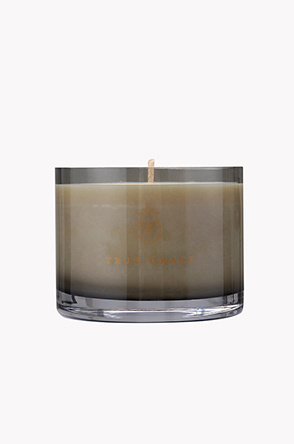 [TRUE GRACE] Manor small ball black lily candle