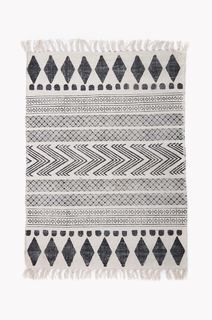 [HOUSE DOCTOR] Block rug small