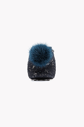 Pom Pom bucket key case