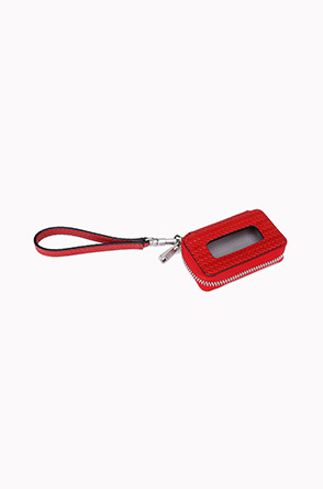 Vivace zip smart key case