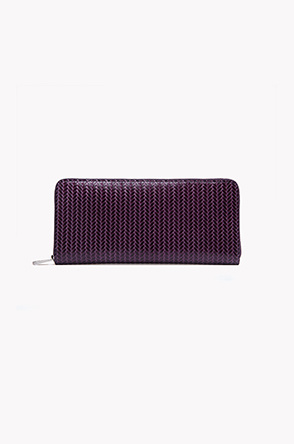 Vivace zip long wallet